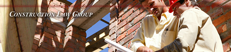 Construction Law Group - legal services in Vancouver British Columbia